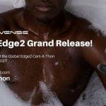 🔥 Live Cam-A-Thon pour le lancement d'Edge 2