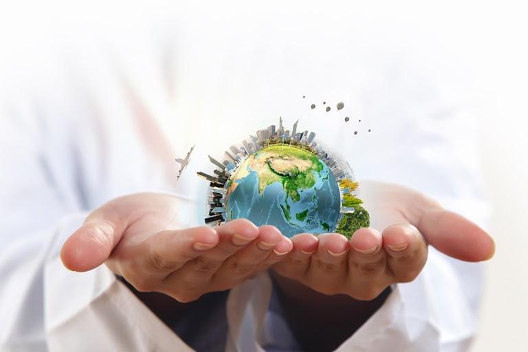 Prendre soin et protéger notre planète